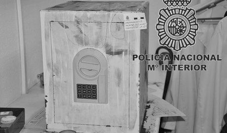 Detenido en Dénia tras robar en casa de una anciana mientras ésta dormía en su interior