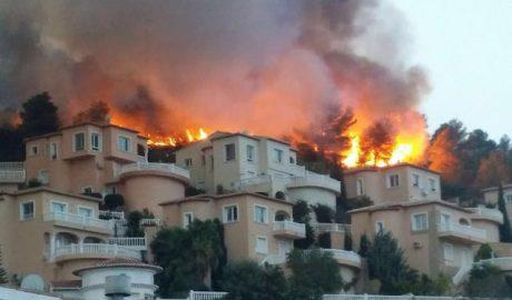 Las fotografías de la catástrofe