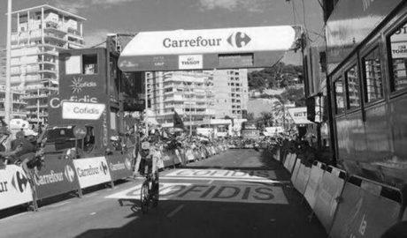 El día que La Vuelta ignoró a Calp