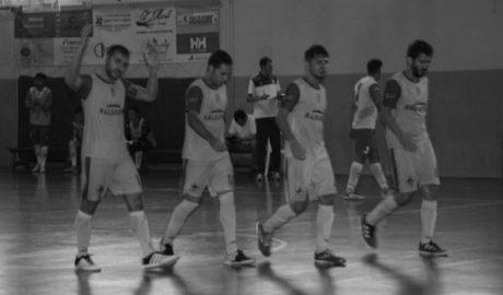 Inmejorable arranque liguero para el CD Dénia Futsal: victoria en casa ante el Leganés FS