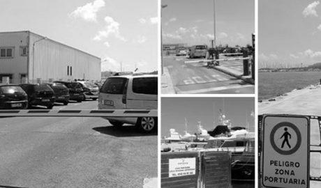 Puerto de Dénia: prohibido el paso