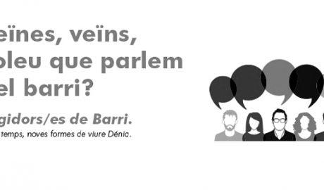 El Ayuntamiento de Dénia llama a la ciudadanía a participar en la 'tardor participativa'