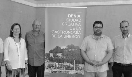 Dénia y Benitatxell conectan con Estados Unidos a través de la Unesco