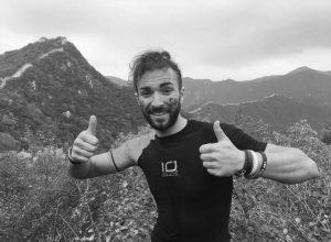 Raül Oliver, el atleta de los retos inhumanos