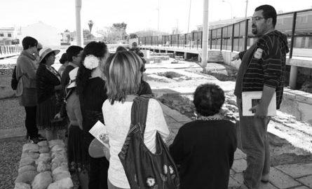 El arqueólogo Josep Ahuir viaja a Ecuador a dinamizar el patrimonio de la comunidad andina cañarí