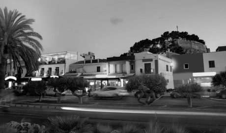 Dénia también estudiará que sólo los vecinos puedan aparcar en Baix la Mar