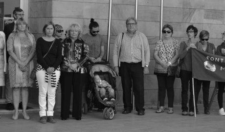 Oleada de repulsas por el asesinato en Calp de la mujer belga a manos de su marido