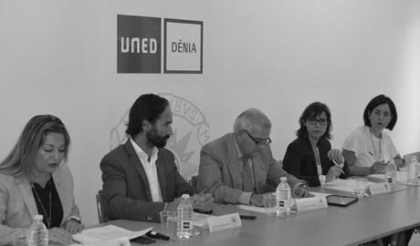 La deuda de 300.000 € de la Diputación hace que la UNED adeude varios meses a 140 profesores