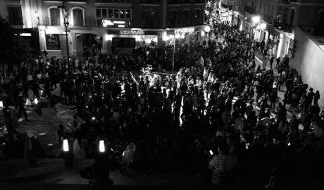 Halloween provoca multitudes en Dénia y conquista toda la Marina Alta