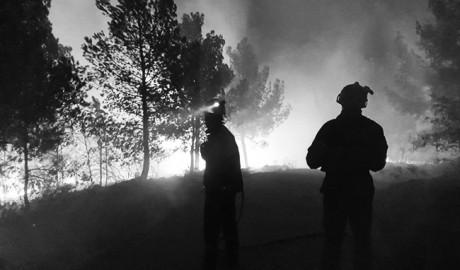 La Generalitat da a Xàbia y Benitatxell 45 días para evaluar los daños del incendio y pedir las ayudas
