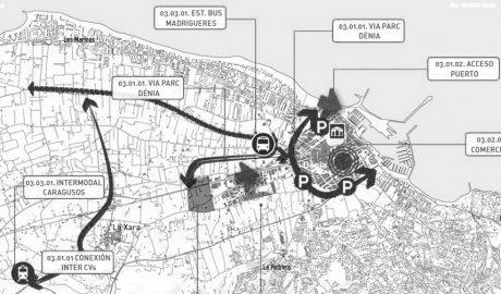 Dénia rebutja ampliar el termini d'exposició del Pla General
