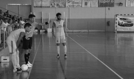 El CD Dénia Futsal quiere su primera victoria lejos de casa