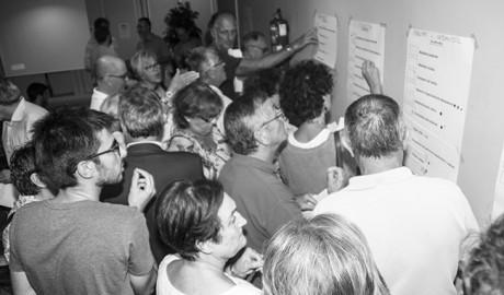 Los vecinos de Dénia votan por cambios en el modelo económico y urbanístico