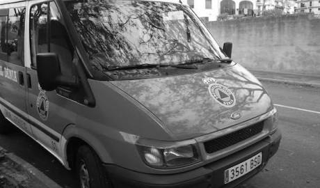 Un sindicato denuncia que la Policía de Dénia usa un vehículo con la ITV caducada
