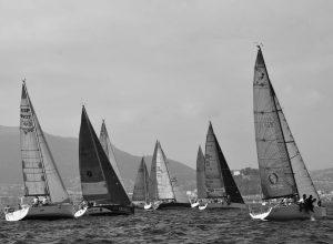 El RCN Dénia organiza la primera prueba del Trofeo de Invierno Marina Alta-Safor de vela