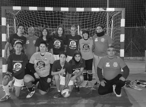 El fútbol sala femenino está más vivo que nunca gracias a la liga ACYDMA