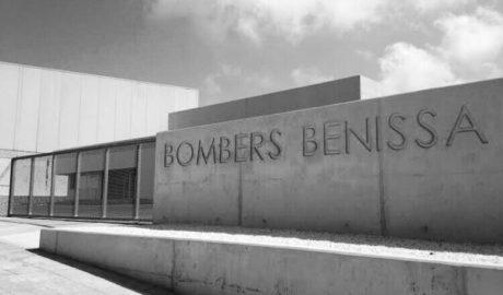 La diputación abrirá el parque de Bomberos de Benissa en 2017, dos años después de su inauguración