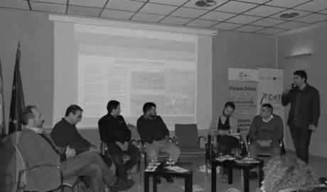 El Fórum de l'Arròs a Banda remarca la implicación de la comarca en el proyecto de Ciudad Creativa