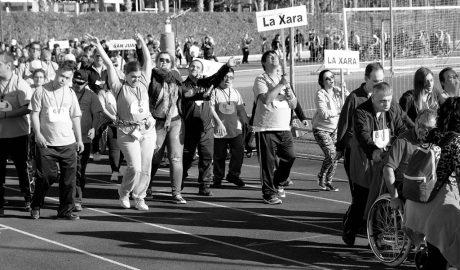 Aprosdeco obtiene 8 medallas en los juegos deportivos de Upapsa en Alicante