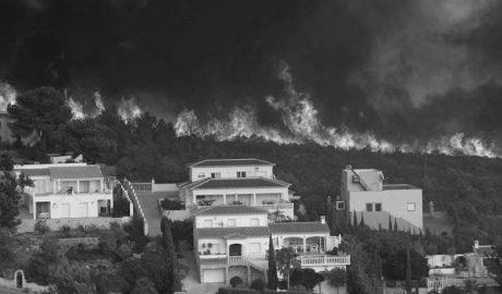 Xàbia efectuará un diagnóstico del municipio para evitar nuevos incendios catastróficos