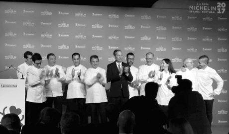 Seis estrellas Michelin en el firmamento gastronómico de la Marina Alta