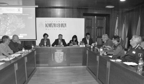 Los alcaldes de Xàbia y Benitatxell reclaman más apoyo económico tras constatar que los daños en la Granadella fueron millonarios