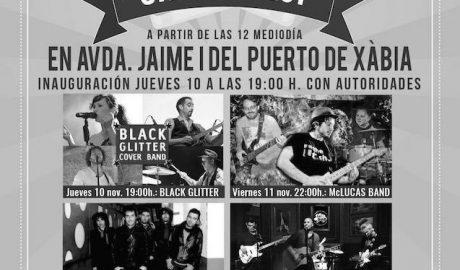 Xàbia celebrará en el Puerto su primer Oktoberfest