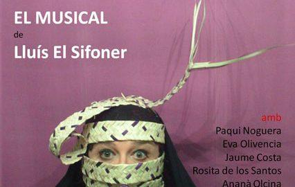 """Teatre: """"El Palau de Parènia, un món de dones"""" un musical de Lluís Fornés interpretat per Tarannà Teatre -Dénia-"""