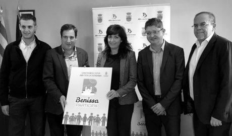 Benissa dota con 200.000 euros su primera edición de los presupuestos participativos