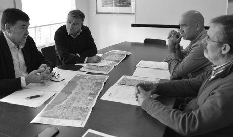 El Colegio de Arquitectos de Valencia asesorará a Xàbia en el concurso de ideas para la senda litoral del Muntanyar