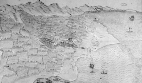 Cuando las galeras de Génova atracaban en el puerto de Dénia