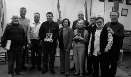 Pep Calero y Manuel Terrín premiados en el Certamen de Poesía Adolfo Utor