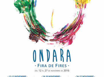 Trigésimo primera edición de la 'Fira de Fires' de Ondara