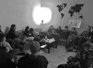 """El duro aterrizaje del Projecte Avinença en el campo de refugiados de Vasilika: """"Ellos lloran y nosotros lloramos con ellos"""""""
