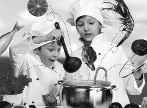 Unos 1.250 escolares de Dénia 'cocinan el futuro' con el proyecto Unesco de Ciudad Gastronómica