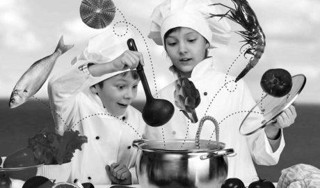 Uns 1.250 escolars de Dénia 'cuinen el futur' amb el projecte Unesco de Ciutat Gastronòmica