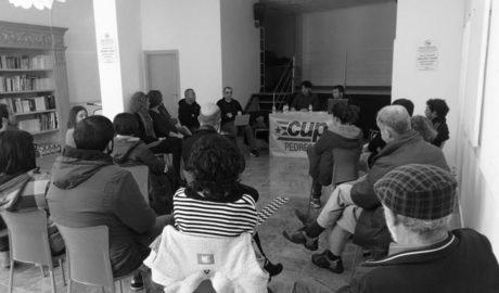 La CUP plantea al Ayuntamiento de Pedreguer impulsar una agrupación de agricultores