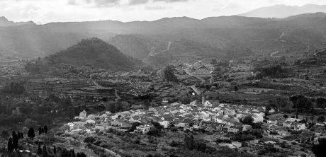 Propostes de futur del paisatge cultural de Pego i Les Valls