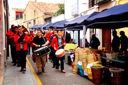 Es celebra la Fira del Perelló a La Vall d'Ebo, una festa de caràcter popular