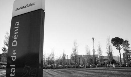 Listas de espera de tres meses para hacerse una radiografía en el hospital de Dénia