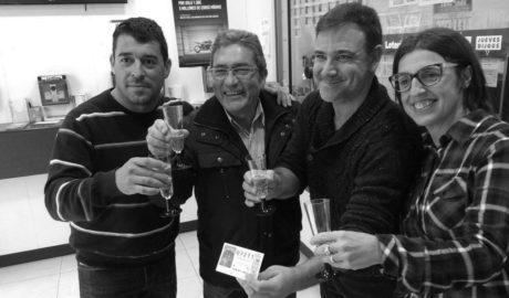Lluvia millonaria en Pedreguer, Xàbia y Dénia con la Lotería de Navidad