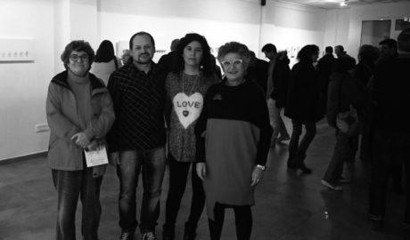 Los artistas Maria Casado y Joan Roselló exponen en Jesús Pobre su visión de la vida en pareja