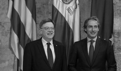 Puig exige al nuevo ministro un Tren de la Costa con más estaciones en la Marina Alta