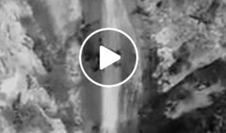 [VÍDEO] Trepidante descenso a un Barranc de l'Infern desbordante de agua