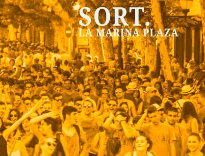 """Sorteos de """"Sort"""" La Marina Plaza"""