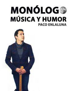 """""""Dijous de Comèdia"""": actuación de Paco Enlaluna -Xàbia- @ Biblioteca de Duanes"""
