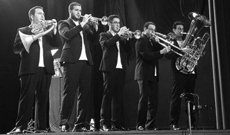 """Thinking Brass y Akka Brass Quintet comparten el segundo premio de """"Ondaralvent"""""""