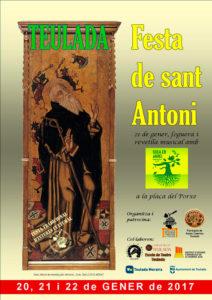 Festa de Sant Antoni -Teulada-
