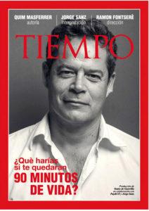 """Jorge Sanz en """"Tiempo. ¿Qué harías si te quedaran 90 minutos de vida?"""" -Dénia- @ Teatre Auditori Centre Social"""