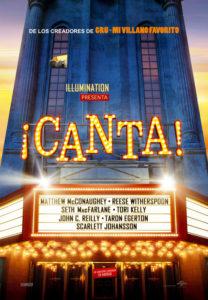 "Cine: ""Canta"" Dir.: Garth Jennings -Benissa- @ Sala de actos del Centro Cultural"